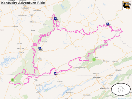 Kentucky Adventure Ride