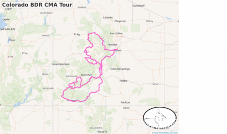 Colorado BDR CMA Tour