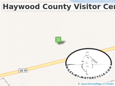 Haywood County Visitor Center