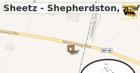 Sheetz - Shepherdston, WV
