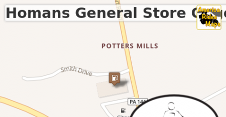 Homans General Store Citgo - Potters Mills, PA