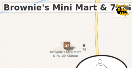 Brownie's Mini Mart & 76 Gas Station - Lawrenceville, PA