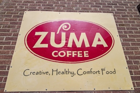 Zuma Coffee, Marshall, NC
