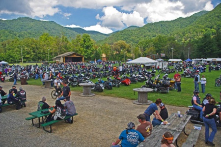 Maggie Valley Rally at Festival Grounds