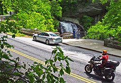 US 276 - Looking Glass Falls