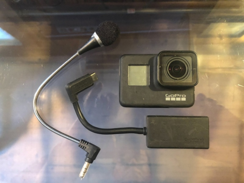 Basic Vlogging Components
