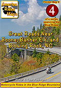 Great Roads Near Boone, Banner Elk, and Blowing Rock, NC