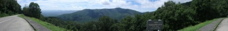 View from the Blue Ridge