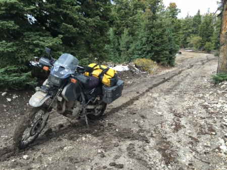 The End of the Trail for my Mighty DR650