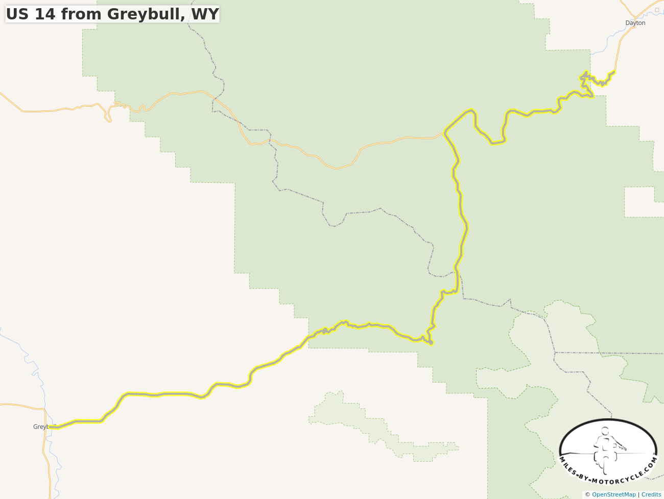 MilesByMotorcycle Public Group - Interactive Motorcycle Map Of The Us