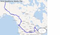 2010 Deadhorse Alaska Trip