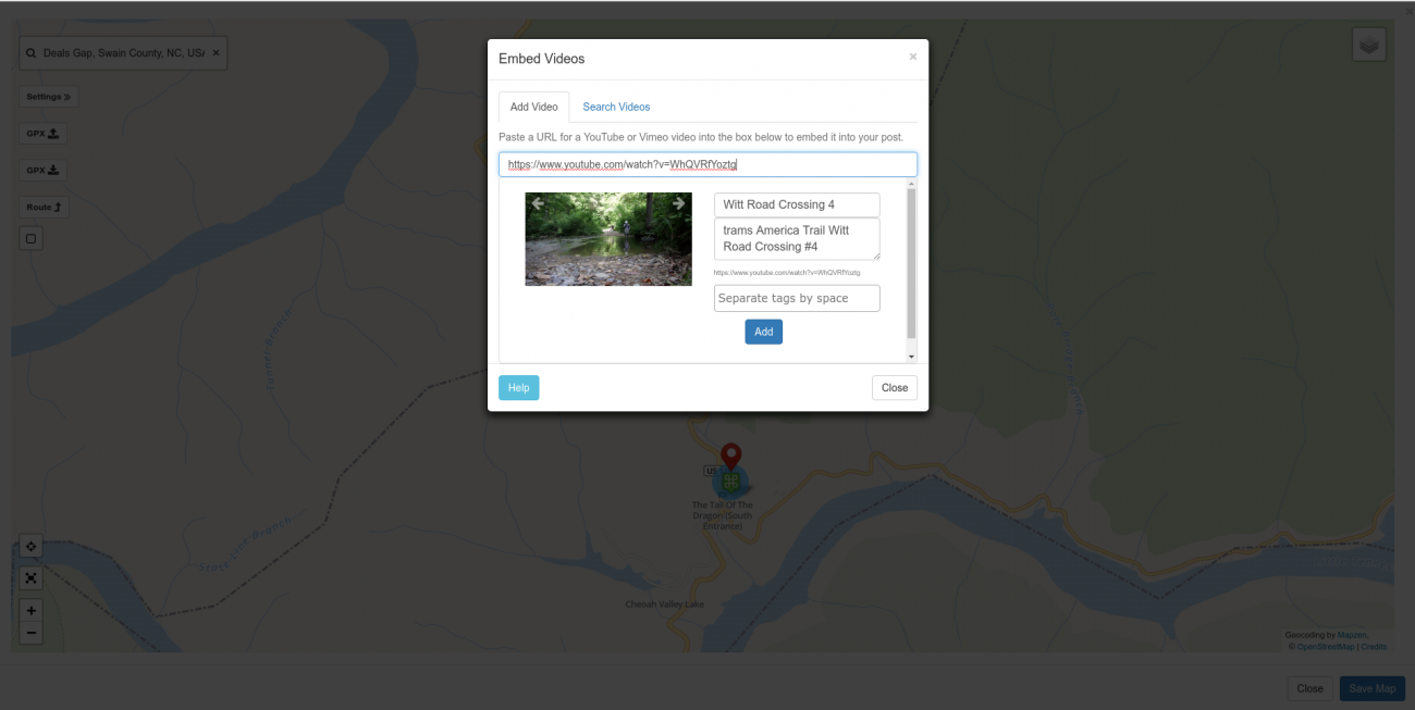 On Mapping: Mapping on Miles-By-Motorcycle com