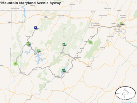 Mountain Maryland Scenic Byway