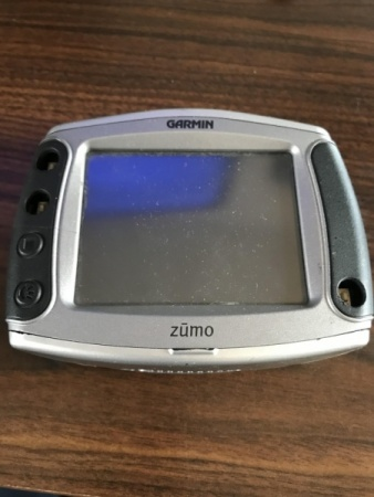 Zumo 550 Button Repair