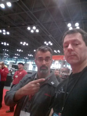 2014 New York City Progressive International Motorcycle Show