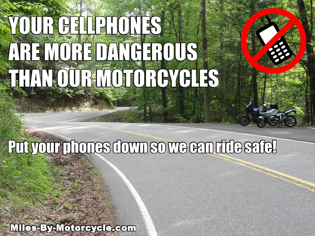 No Cellphones!