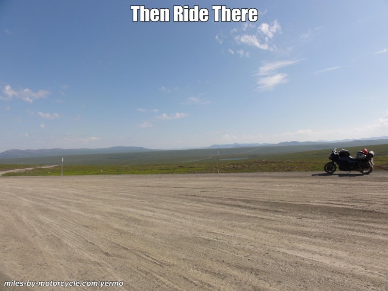 Then Ride There